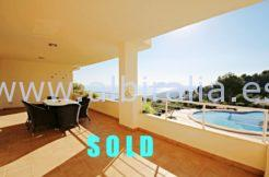 sold property in Altea
