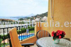 apartment for sale in the center of Albir
