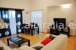 villa for long term rent in Benidorm