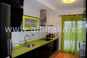 villa long term rent Albir