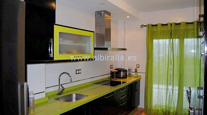 villa for long term rent in Albir
