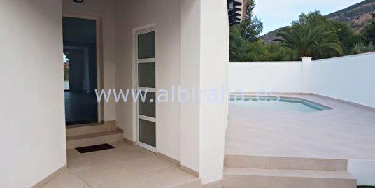 Villa all in one floor in Albir I V193