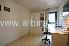 Apartment for sale with sea view in Albir