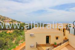sunny apartment in Altea