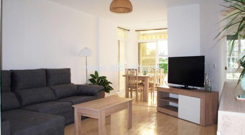 long term rent in the center albir