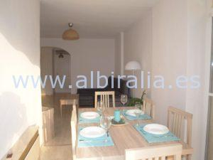 long term rent in the center albir