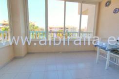 apartment in the center of albir