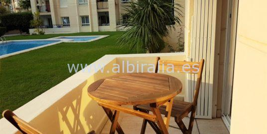 Apartment for long term rent in Albir I A195