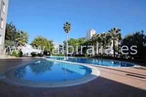 sunny apartment for sale in benidorm