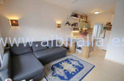 small apartment ready to move in Albir