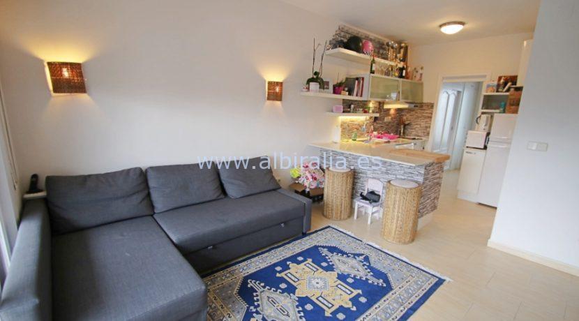 small apartment ready to move in Albir