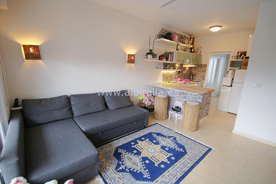Modern apartment in Albir I A193