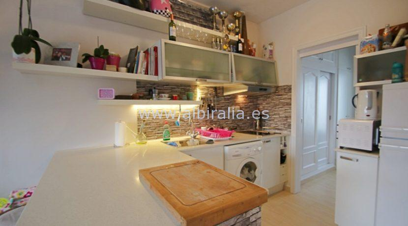 cousy apartment for sale in Albir