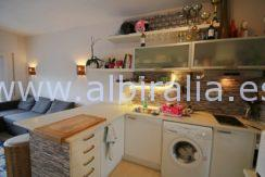 reformed apartment by the beach in Albir