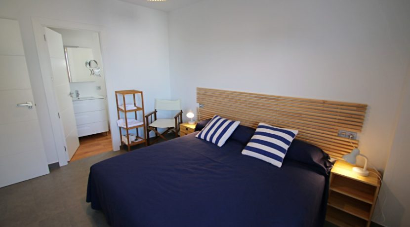 villa sea view holiday rent Hercules albir