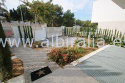 villa sea view holiday rent Hercules albir