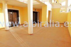 ground floor apartment in Albir