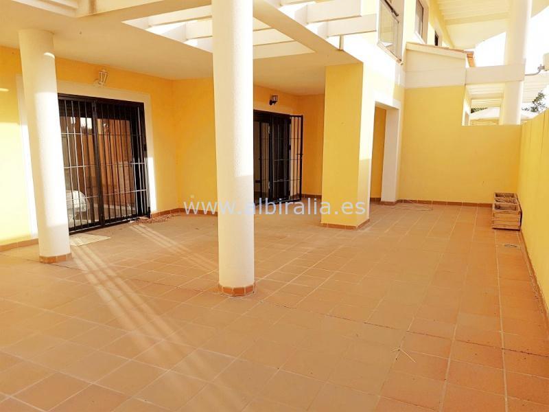 Ground floor apartment in Albir I A196P