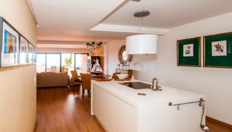 premium apartment for sale in altea