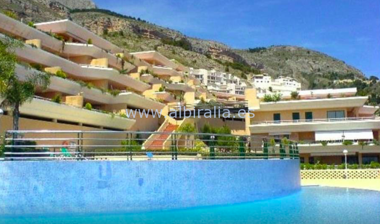 apartment altea sea view.2