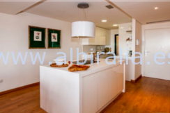 reformed apartment for sale altea