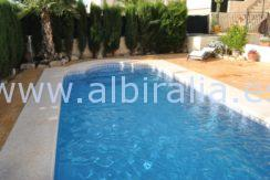 beautiful sunny house for sale in Albir