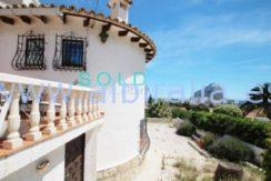 Sold villa in Calpe under 300000