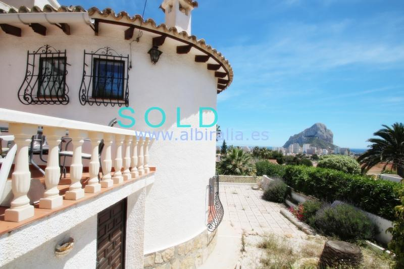 Mediterranean style villa I V205P