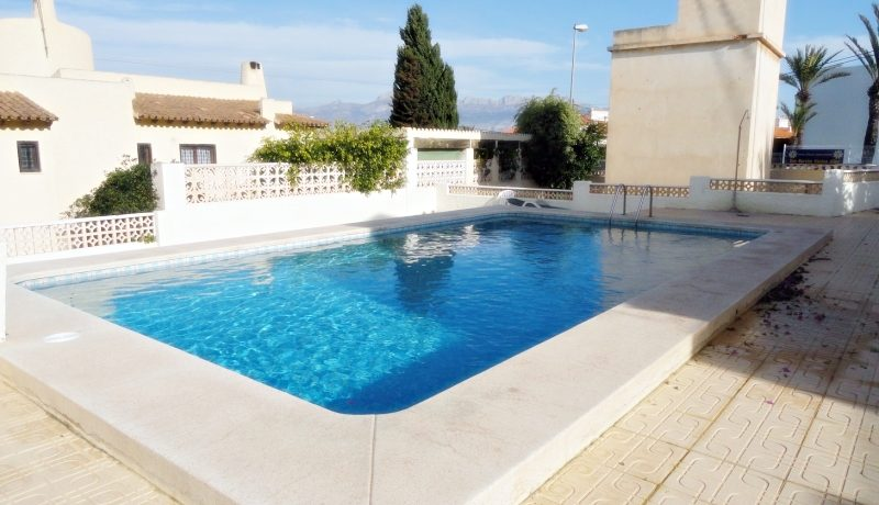 apartment for sale in benidorm bank property