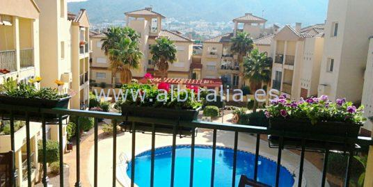 Apartment in the center of Albir I A198