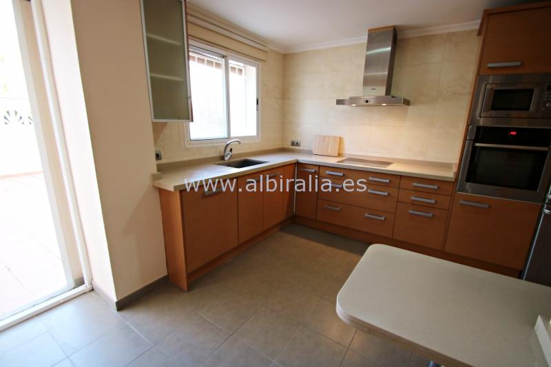 Ground floor apartment in Altea I A199P