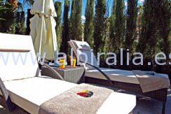 beautiful apartment for rent in Albir