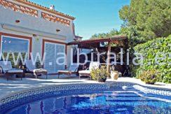beautiful house in Alicante