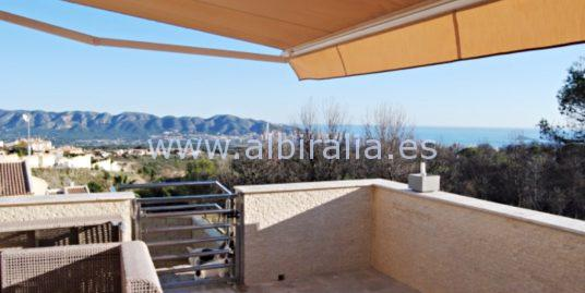 Apartment with garden in La Nucia I A201P