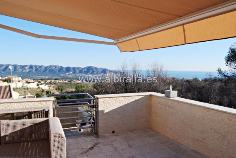 Apartment with garden in La Nucia I A201P