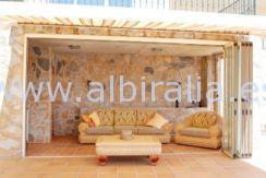 moderne bolig til salgs i Albir