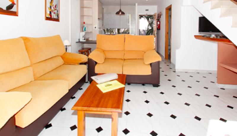 apartment for big family in albir altea benidorm
