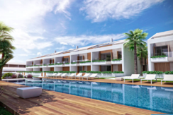 new construction complex apartments albir