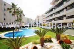 apartment sea view sale albir