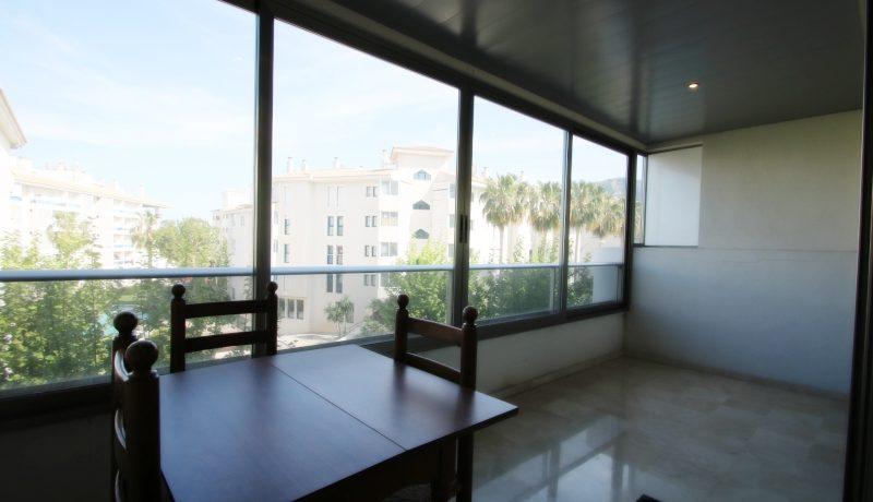 apartment sea view sale altea