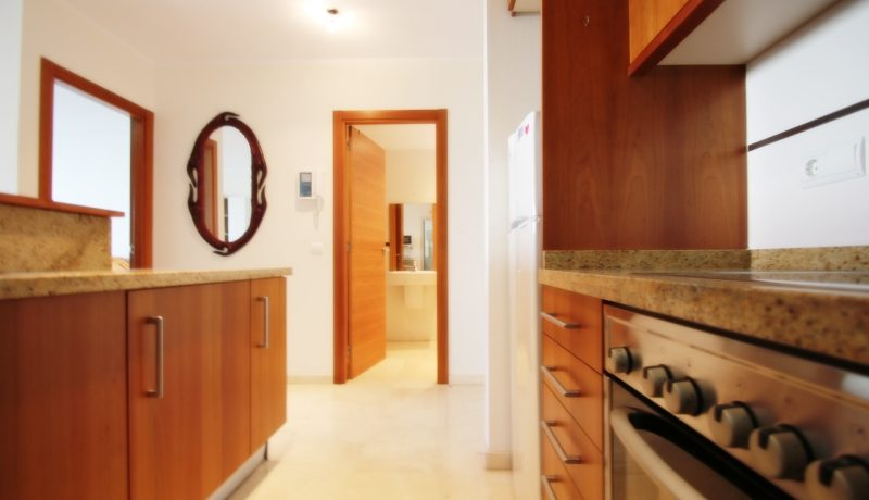 modern apartment for sale in Albir