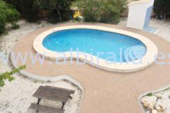 long term rent villa