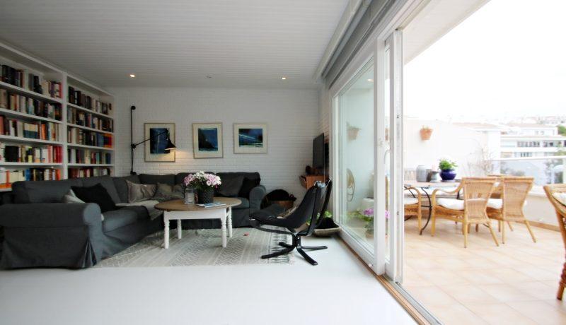 luxas top floor apartment in Altea