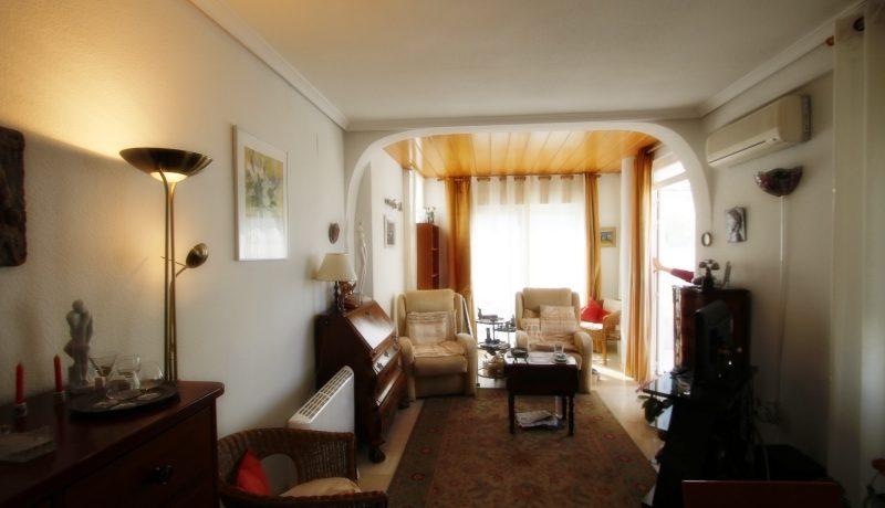 apartamento sin muebles para larga temporada