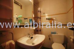 unfurnished apartment for rent in Albir