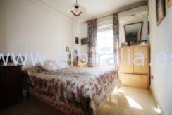 umøblert leilighet til leie i Albir