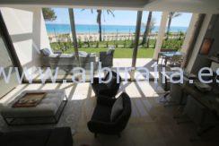 ny villa til salgs ved stranda i benidorm