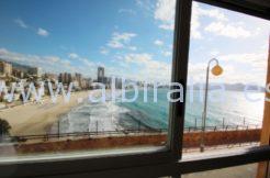 front line apartment for sale Poniente beach