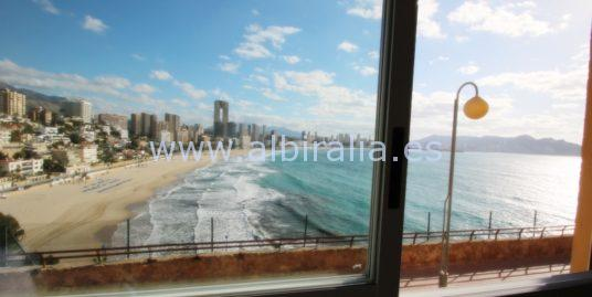 Town house with sea view in Poniente beach I V221