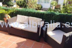 five bedrooms villa for rent altea